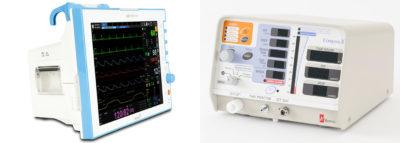 動物用人工呼吸器・動物用麻酔器の<br>貸出機を保有